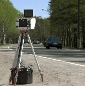 фотофиксация радаром гаи