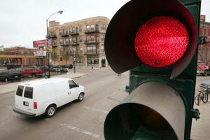 проезд на красный свет штраф