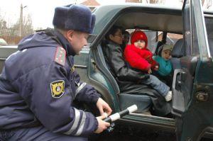 штраф ребенок без ремня