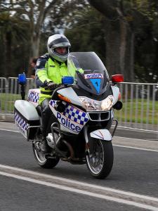 дорожная полиция разных стран
