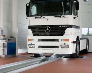 техосмотр для грузовых автомобилей