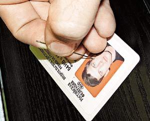 Метки на водительских правах от гаишников и их значения в 2019 году