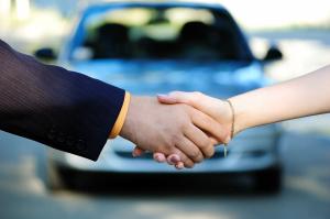 продажа автомобиля с рук