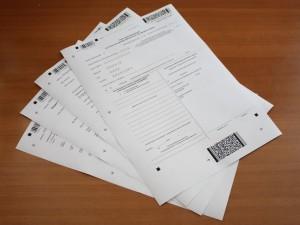 листы декларации