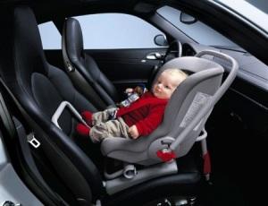перевозка грудных детей