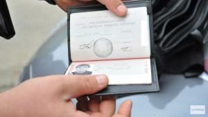 паспортные данные