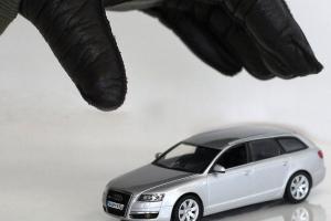Статистика угонов автомобилей в России по маркам