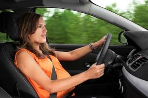 Поведение беременных при поездках за рулём на дальние расстояния