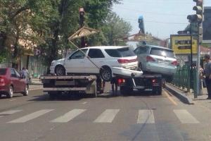 Повреждение автомобиля при погрузке/разгрузке