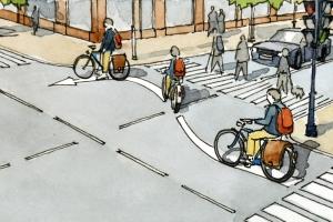 Перемещение по перекресткам