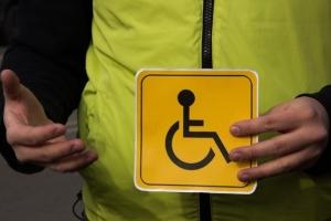 Что грозит водителю за незаконное использование знака «Инвалид»