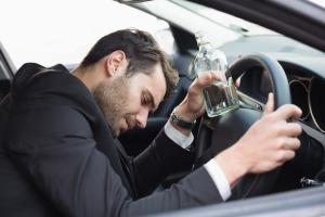 Лишение прав за вождение в пьяном виде
