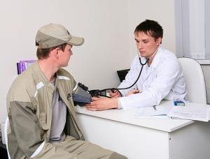 Предрейсовый медицинский осмотр
