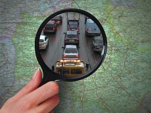 У вас установлена GPS-система