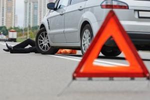 Сбил пьяного пешехода