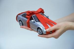 Дарение машины ребенку, не достигшему 18 лет
