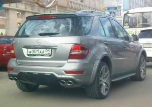 Сколько букв используется в автомобильных номерах России