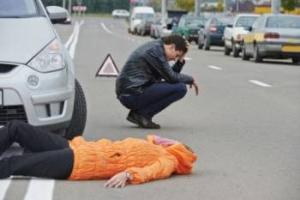 Пешеход сбит насмерть