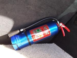 Требования к огнетушителю для автомобиля