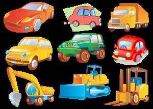 Таблица категорий транспортных средств