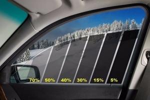Тонирование стекол автомобиля по госту