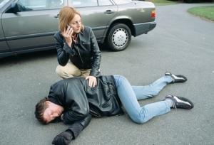 Обязанности участника аварии