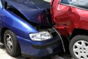 Действия при аварии на парковке
