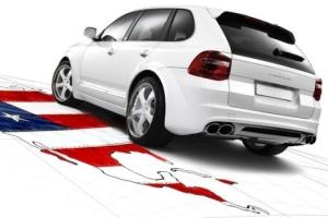 Как растаможить автомобиль из США в России