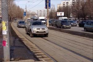 Когда позволяется и запрещается ездить по трамвайным путям