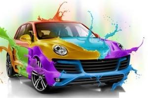 Как оформить перекраску авто в другой цвет