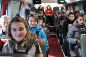 Правила организованной перевозки группы детей автобусами 2019