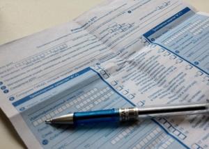 Правила оформления европротокола на бумажном носителе