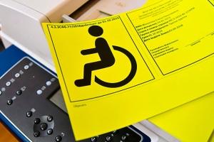 Особенности ПДД для инвалидов